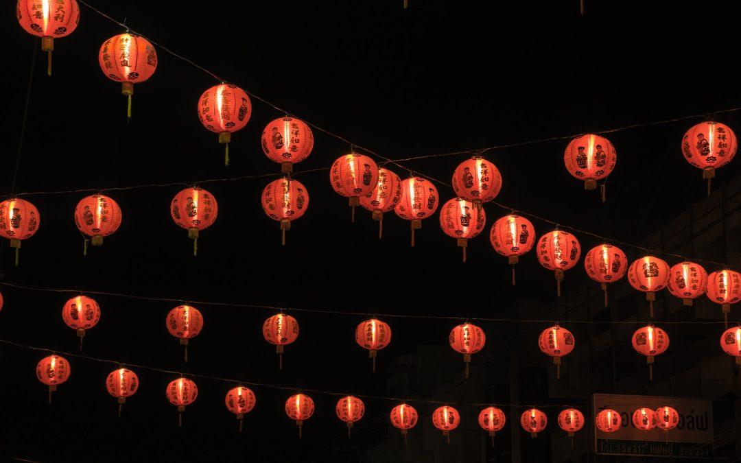 Chinees Nieuwjaar, lentefeest!